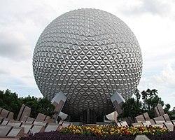 spaceship earth epcot   wikipedia