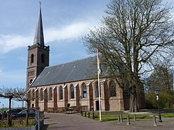 Church in Spanbroek