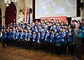 Special Olympics World Winter Games 2017 reception Vienna - Hong Kong 01.jpg