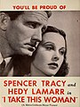 Spencer Tracy and Hedy Lamarr in 'I Take This Woman', 1940.jpg