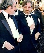 Spielberg in 1990