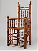 Spindle-back armchair MET DT163.jpg