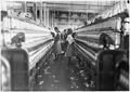 Spinners and doffers in Mollahan Mills. Many others as small. Newberry, S.C. - NARA - 523129.tif