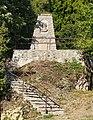 Spomenik Petru Peciji (Manastir Moštanica, Kozarska Dubica).jpg