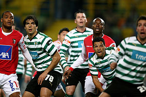 Sporting Clube de Portugal vs Sporting Clube d...
