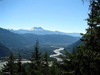 Squamish River river in Canada
