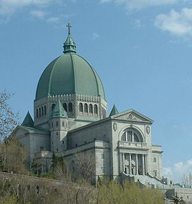 Image illustrative de l'article Oratoire Saint-Joseph du Mont-Royal