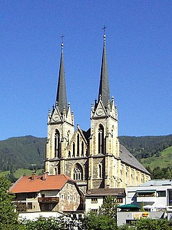 St Johann im Pongau