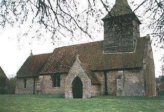 Ilmer village in United Kingdom