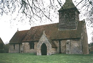 Ilmer Human settlement in England