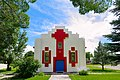 St. Agnes Mission Church - Sagauche, Colorado, 2016.jpg