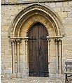 St. Leonard's Chapel, Kirkstead - West Door - geograph.org.uk - 551006.jpg