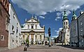 St. Mary Magdalene square (view to E), Old Town, Krakow, Poland.jpg