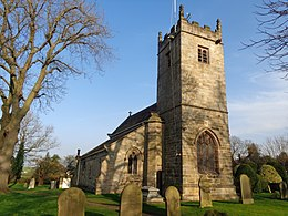 St. Oswald's Church, Collingham, West Yorkshire (1st April 2014) 008.JPG