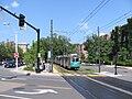 St. Paul Street MBTA station, Brookline MA.jpg