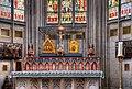 St. Ursula Köln - Ursulabüsten und Schreine im Chor (3221-23).jpg
