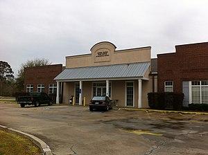 St. Francisville, Louisiana - St. Francisville Post Office
