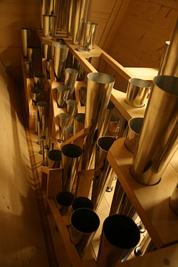 Image illustrative de l'article Concerto pour orgue, cordes et timbales