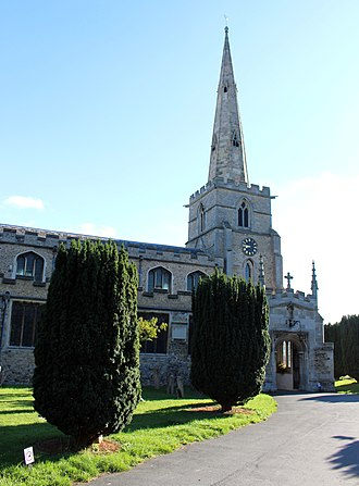Chesterton, Cambridge - St Andrew's Church