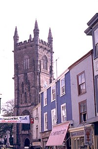 St Austell church and Fore Street - geograph.org.uk - 289883.jpg