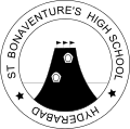 St Bonaventure's High School Logo.svg