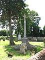 St George's Church - war memorial - geograph.org.uk - 855349.jpg