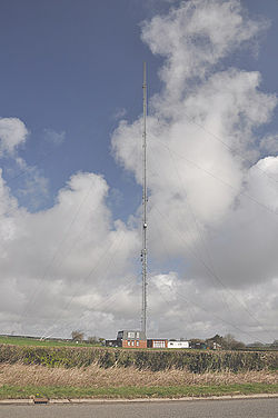 St Hilary Transmission Mast - geograph.org.uk - 1236014.jpg