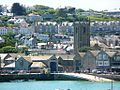 St Ives Lifeboat Station viewed across the harbour.jpg