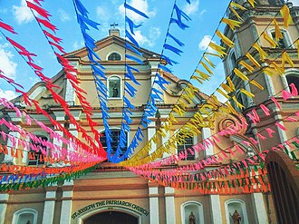 Aguilar, Pangasinan - Saint Joseph Church