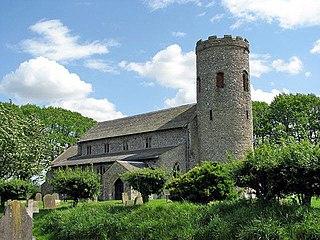 St Margarets Church, Burnham Norton Grade I listed church, United Kingdom