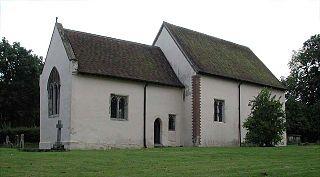 Church of St Margaret of Antioch, Bygrave Church in Hertfordshire, England