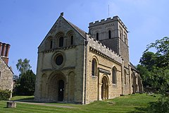 St Mary's Church, Iffley - geograph.org.uk - 1218597.jpg