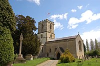 St Michael Stanton Harcourt Geograph-1841404-by-Roger-Davies.jpg