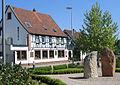 St Mihielplatz mit Hotel-Restaurant Schlaefer Enkenbach (Hans Buch).jpg