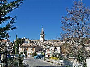 Habiter à Saint-Pantaléon-les-Vignes