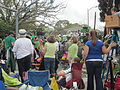 St Pats Parade Day Metairie 2012 Parade B2.JPG