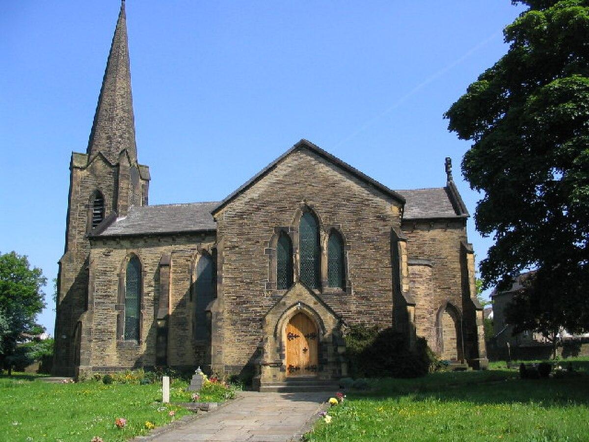 St Paul's C of E Church Wibsey - geograph.org.uk - 16157.jpg