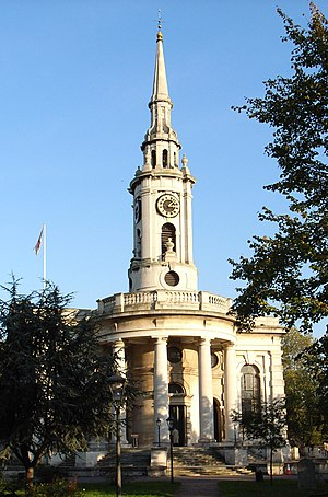 St Paul's, Deptford - Photo of St. Paul's