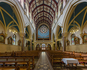 St Peter's Church Nave 2, Drogheda, Ireland