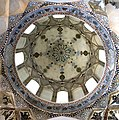 St Stepanos Monastery, ceiling under restoration, a UNESCO WHS, Jolfa.jpg