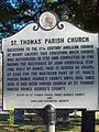 St Thomas Sign Croom Dec 08.JPG