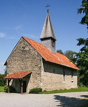 Münsterlingen - Chapel of St. Leonhard