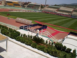 2016 Algerian Super Cup Football match