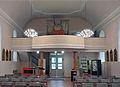 Stadtkapelle (Waldkirch) - Orgelempore.JPG
