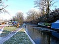 Staffordshire and Worcestershire Canal north of Greensforge Lock - geograph.org.uk - 1672365.jpg