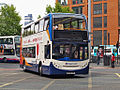 Stagecoach in Manchester bus 19268 (MX08 GPE), 25 July 2008.jpg