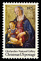 Stamp USA Christmas Madonna and Child 1975 Scott 1579.jpg