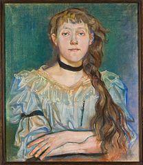 Portret Marii Waśkowskiej