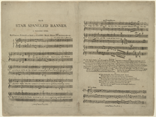 Star Spangled Banner (Carr) (1814).png