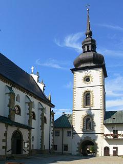 Stary Sącz Place in Lesser Poland, Poland